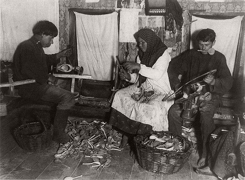 Работа на земле для российских крестьян в начале ХХ века была убыточна