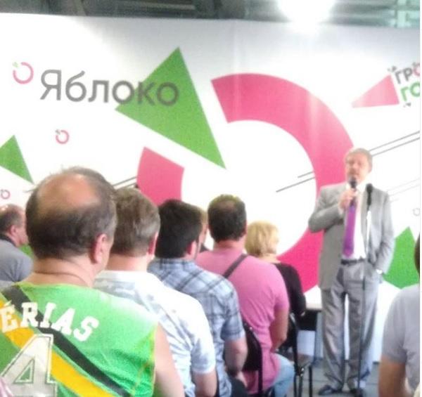 Явлинский: Россия – это бизнес-проект, а не государство, и его не победить