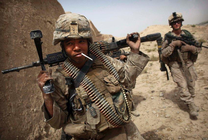 Афганский инкубатор по выращиванию Талибана-2