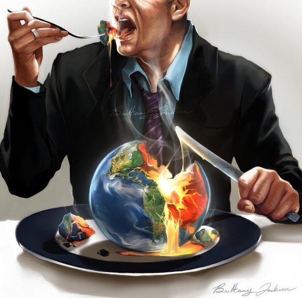Что ест Дмитрий Медведев