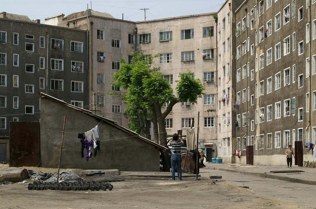 Ким Чен Ир дал совет Собянину, как решить жилищную проблему