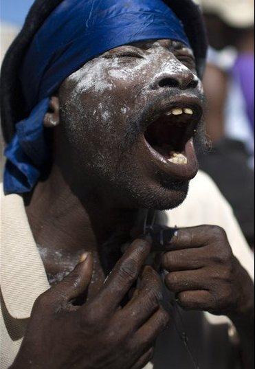 Праздник недели: День мертвых на Гаити