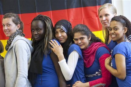 Мультикультурализм в Германии