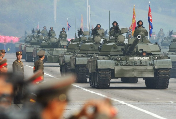 КНДР готовится к последней войне
