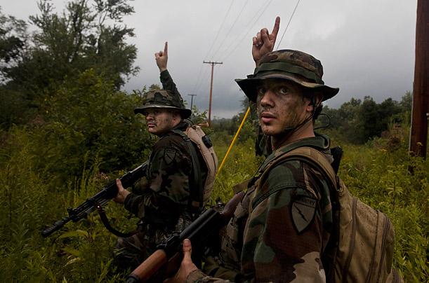 Как американцы объединяются в гражданскую милицию против Мирового Зла