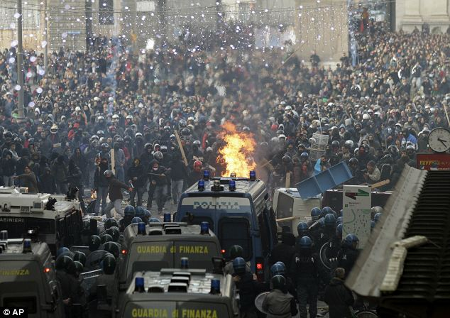 Как в Италии простой народ отстаивает свои права