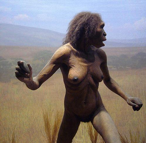 Сибиряки – предки папуасов