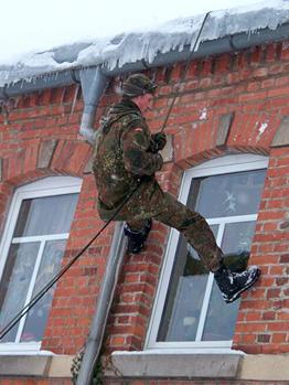 Европа борется с русской зимой