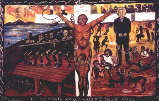 Будущее христианства: иконы Африки и Азии