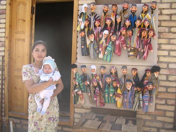 Узбекистан борется с нищетой и перенаселением принудительной стерилизацией женщин