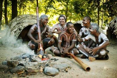 Аборигены Австралии заявили права на газ