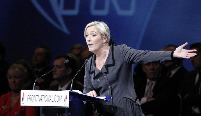 Марин Ле Пен: женское лицо французского «фашизма»