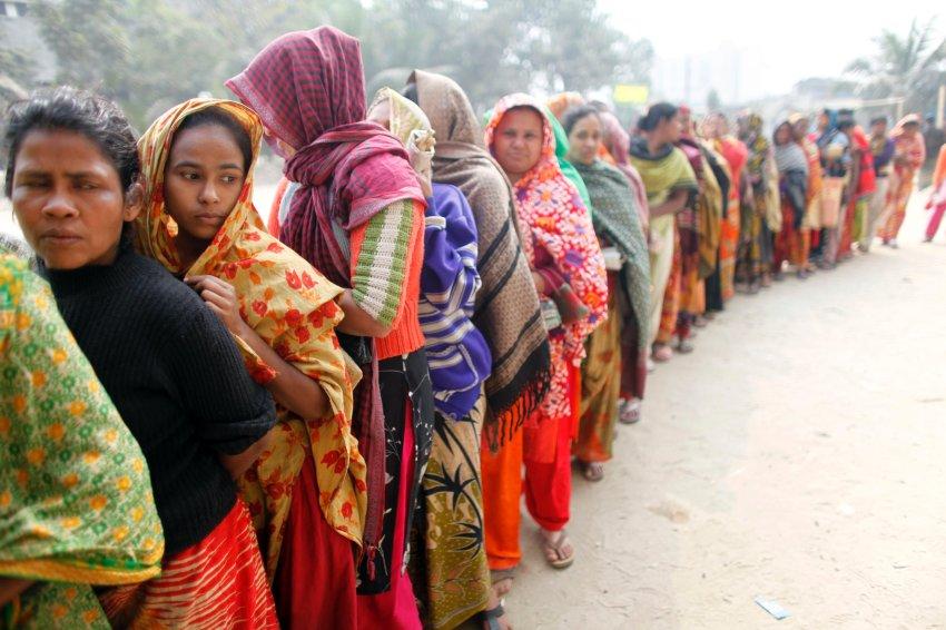 Странам третьего мира грозит голод в 2011 году