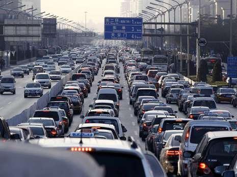 В Пекине придумали способ борьбы с пробками