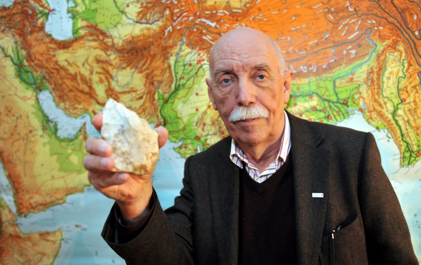 Арабо-израильская битва в археологии