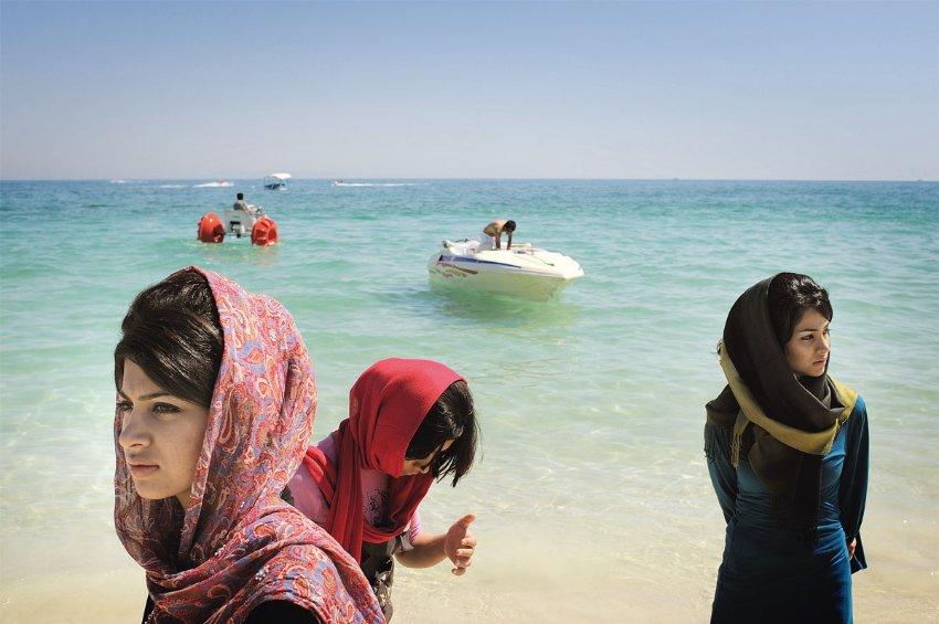 Фото дня: курорт Киш в Иране