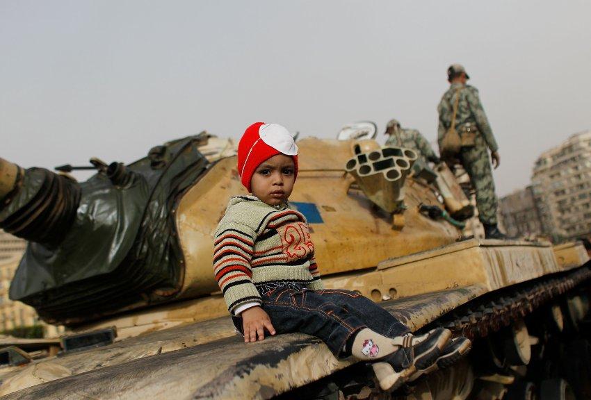 Народ и армия Египта едины!