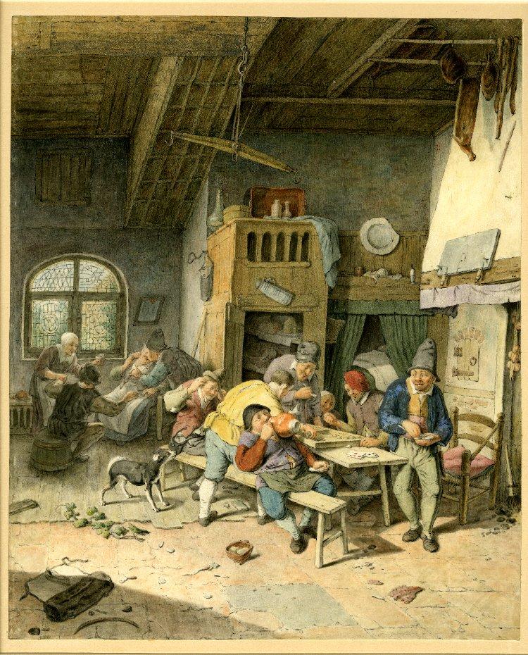 Уровень жизни в европейском Средневековье был сравним с российским начала ХХ века