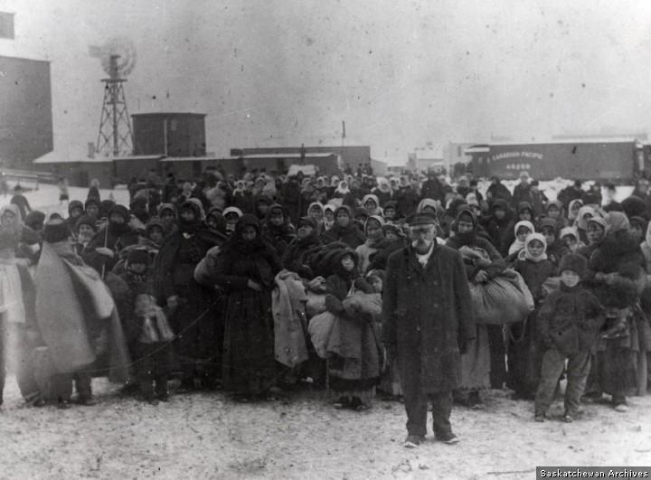 Из ада в рай: русские духоборы в Канаде в начале ХХ века
