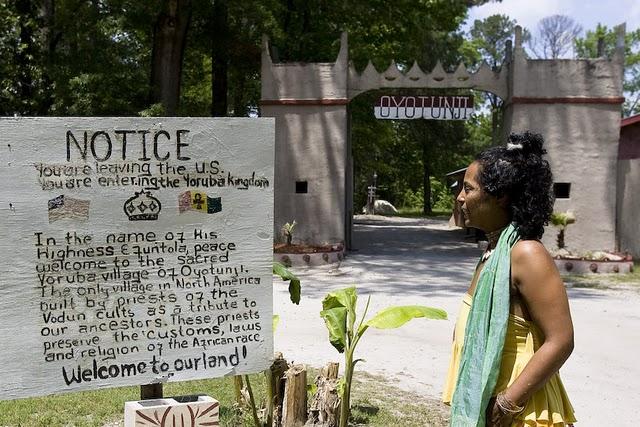 Отунжи: королевство негров на юге США