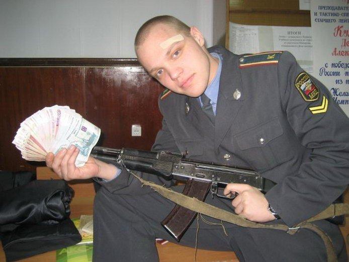 Российская милиция попала в десятку самых плохих полиций мира