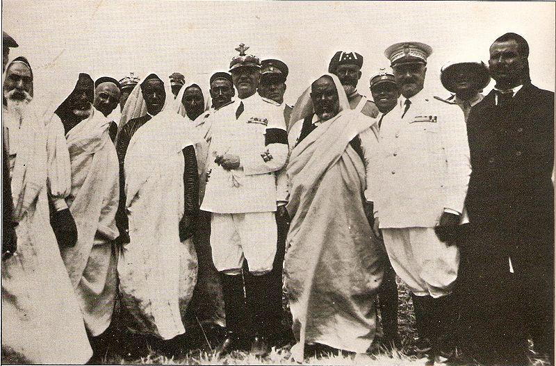 Как итальянцы обустраивали свою колонию Ливию