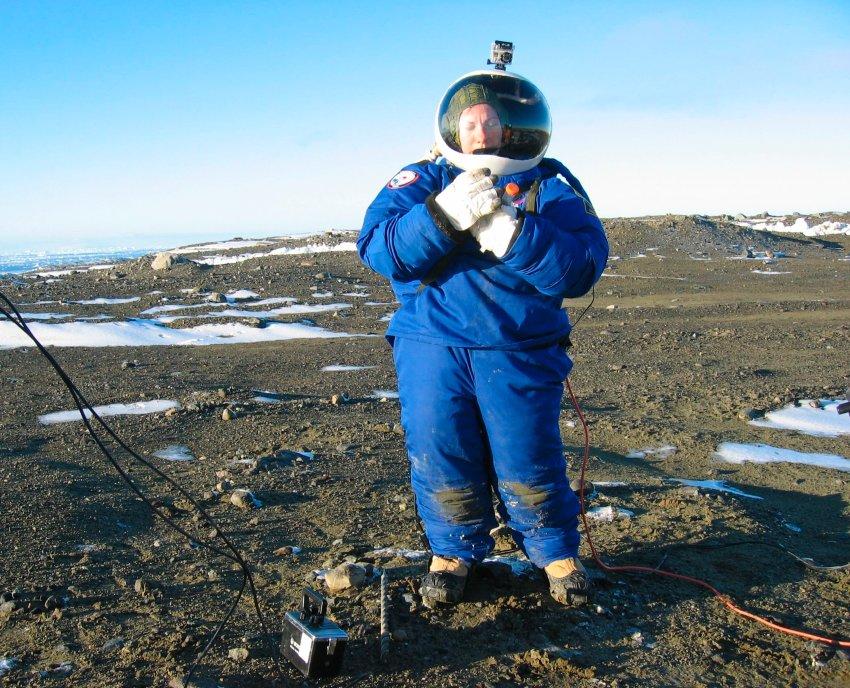 Фото дня: NASA высадилось на «Марсе»