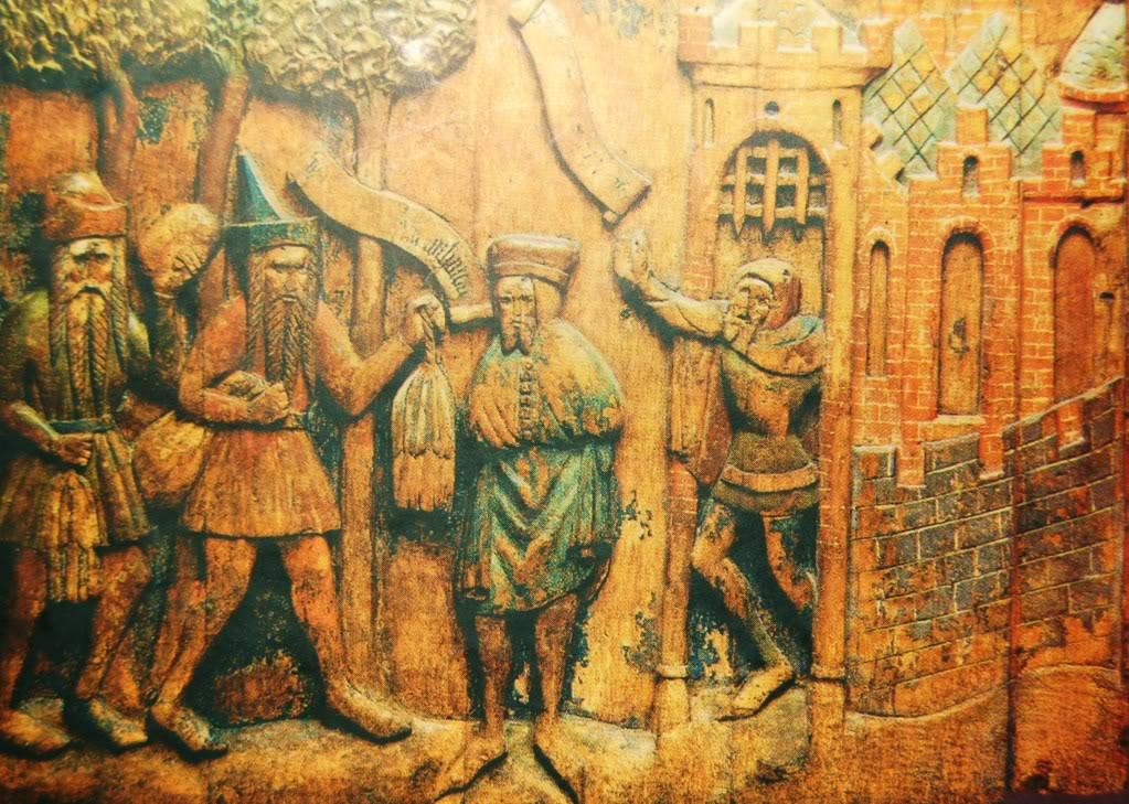 Как древние новгородцы Родину за пиво продавали