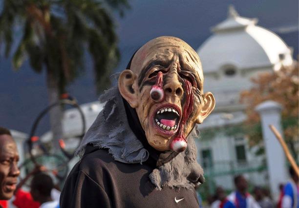 Гаитянцы ударили карнавалом по безысходности
