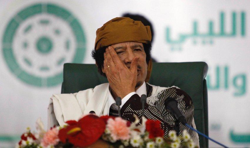 Хроники театральной войны в Ливии. 7-8 марта 2011