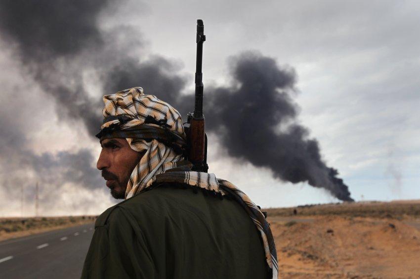 Хроники театральной войны в Ливии. 9 марта 2011