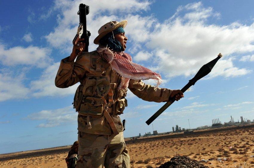 Ливийский капкан для США