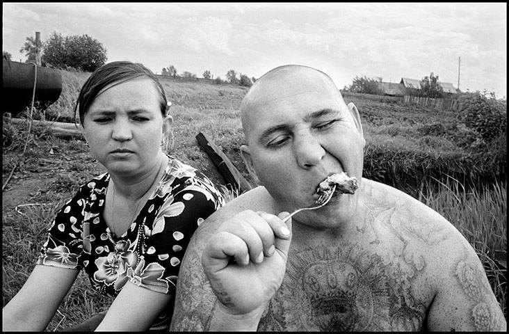 Российская глубинка глазами американского фотографа