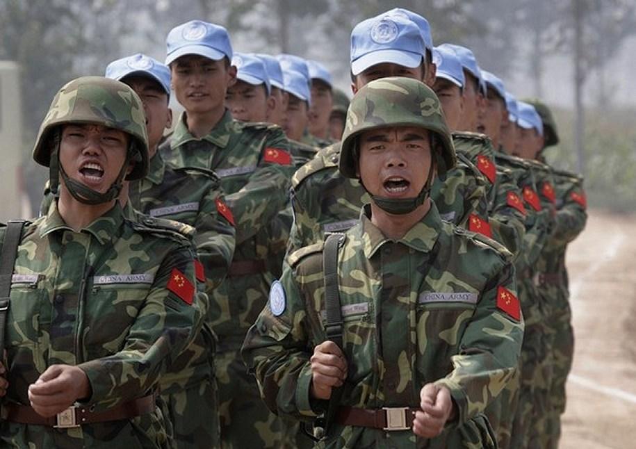 Китай копает против России