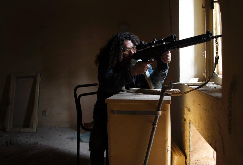 ЕвроНАТО вляпалось в Ливию
