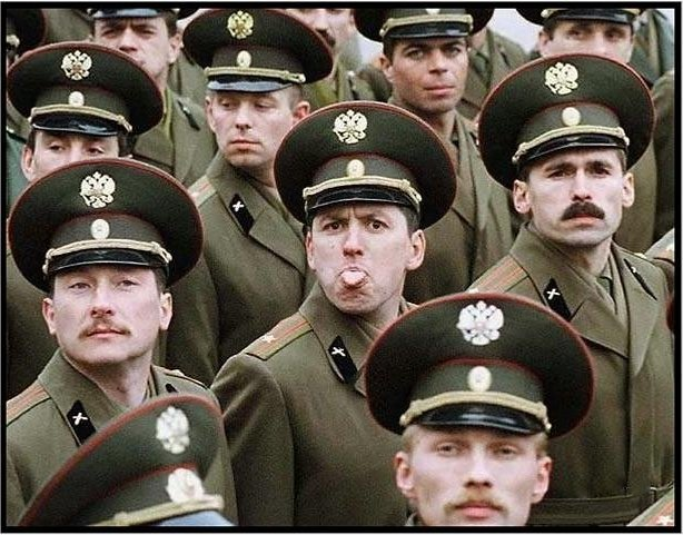 Дети российских чиновников не идут в армию