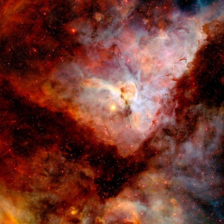 Астрономы докопались до Большого Взрыва