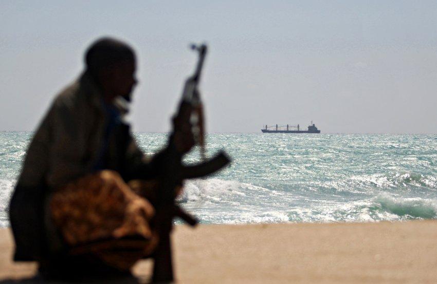 Сомалийским пиратам грозят частные военные компании