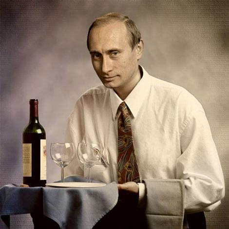 Владимир Путин усыпит Россию клофелином