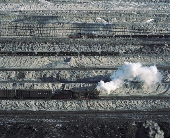 Китай: последняя в мире страна паровозов
