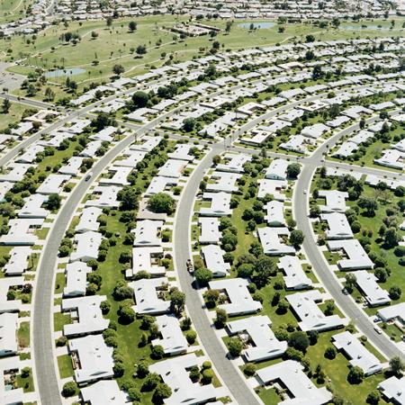 Американский «Город Солнца»: рай для стариков