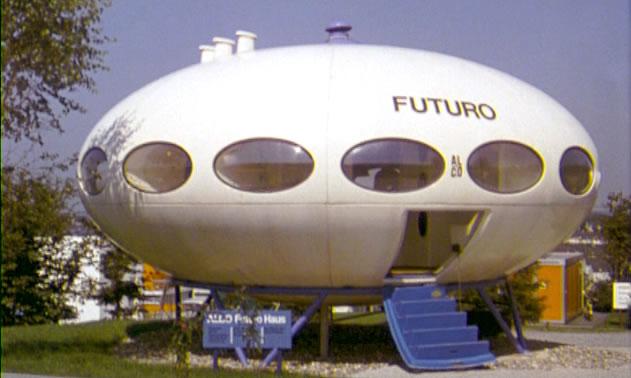 Каким в 1970-х годах в Первом мире видели дом будущего