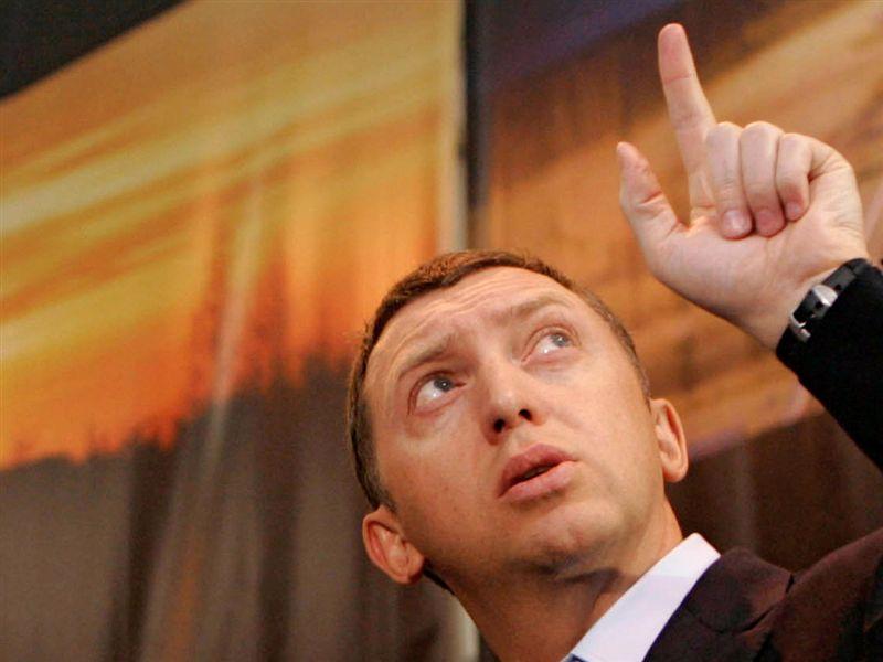 Под Олегом Дерипаской снова рухнул мост