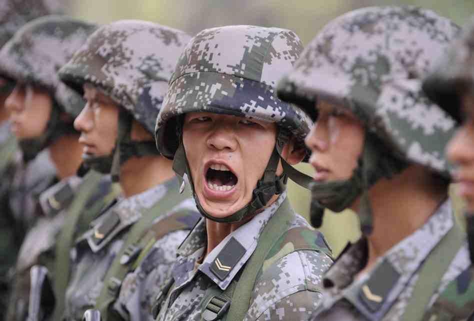 Китай пригрозил США военным ультиматумом
