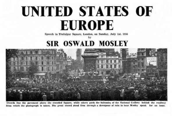 Как в 1920-е Арнольд Тойнби придумал Евросоюз
