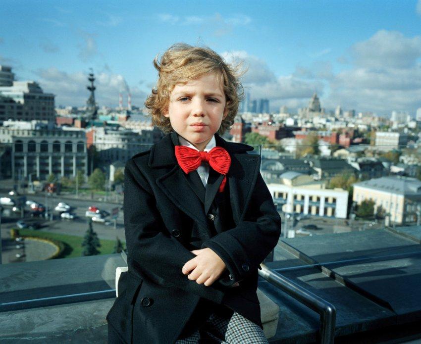 Фото недели: дети российской элиты
