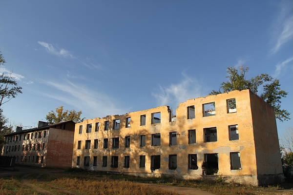 Умирающие города России: Балей