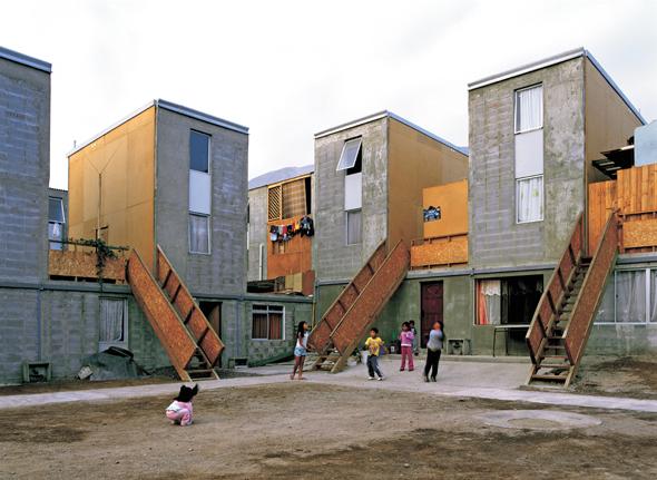 Как в Чили решают проблему социального жилья для бедняков