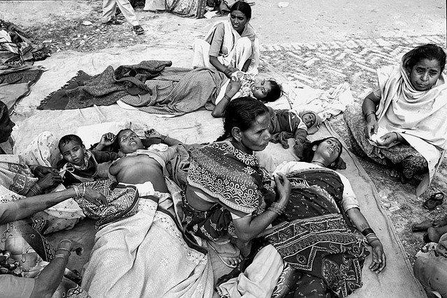 Индия: лотерейный билет в обмен на стерилизацию