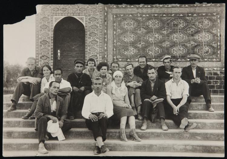Путешествие Лэнгстона Хьюза в советский Туркестан в 1932 году